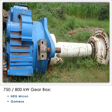 800kW_gearbox